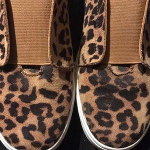 3abd7028cf63 Very Volatile Shoes - Very Volatile Forza Cheetah/Leopard print sneakers